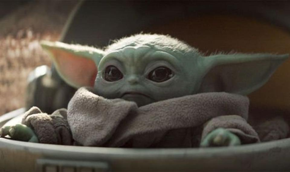Official Baby Yoda Merch Is Finally Here Just Disney