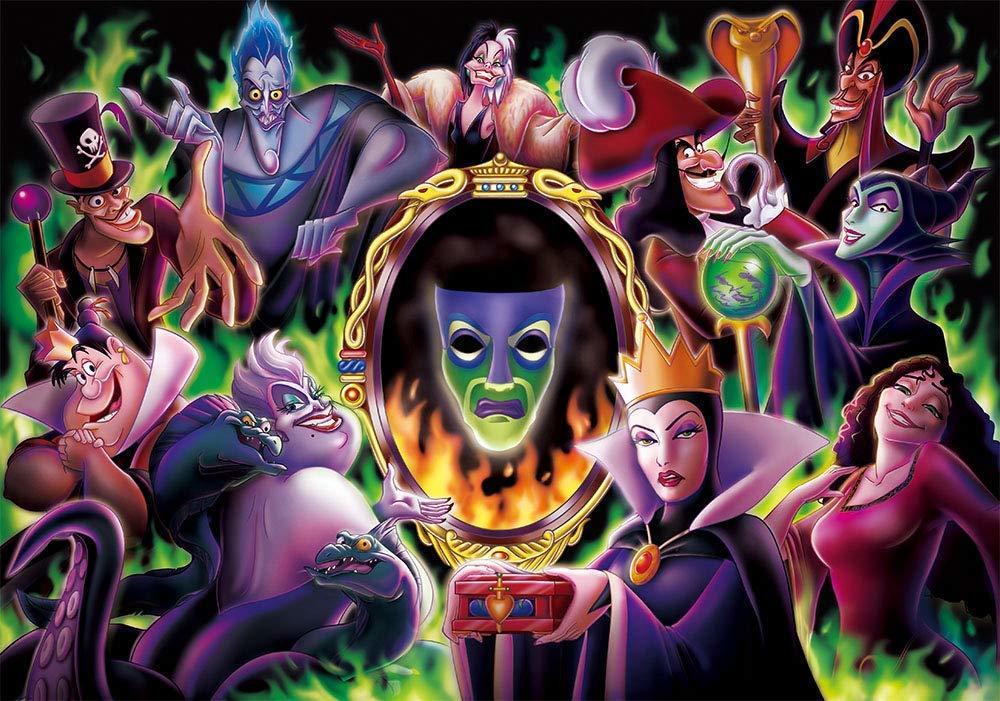 classic villains