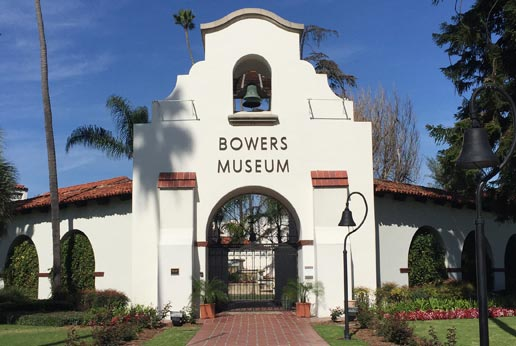 Image of the Bowers Museum