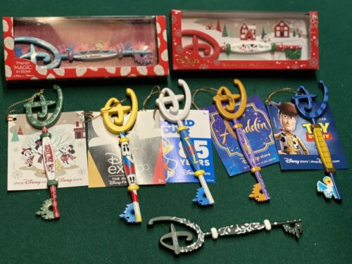 Disney's Collectible Keys
