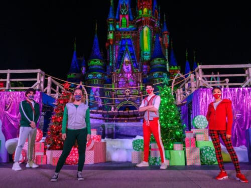 Disney Holiday Magic Quest
