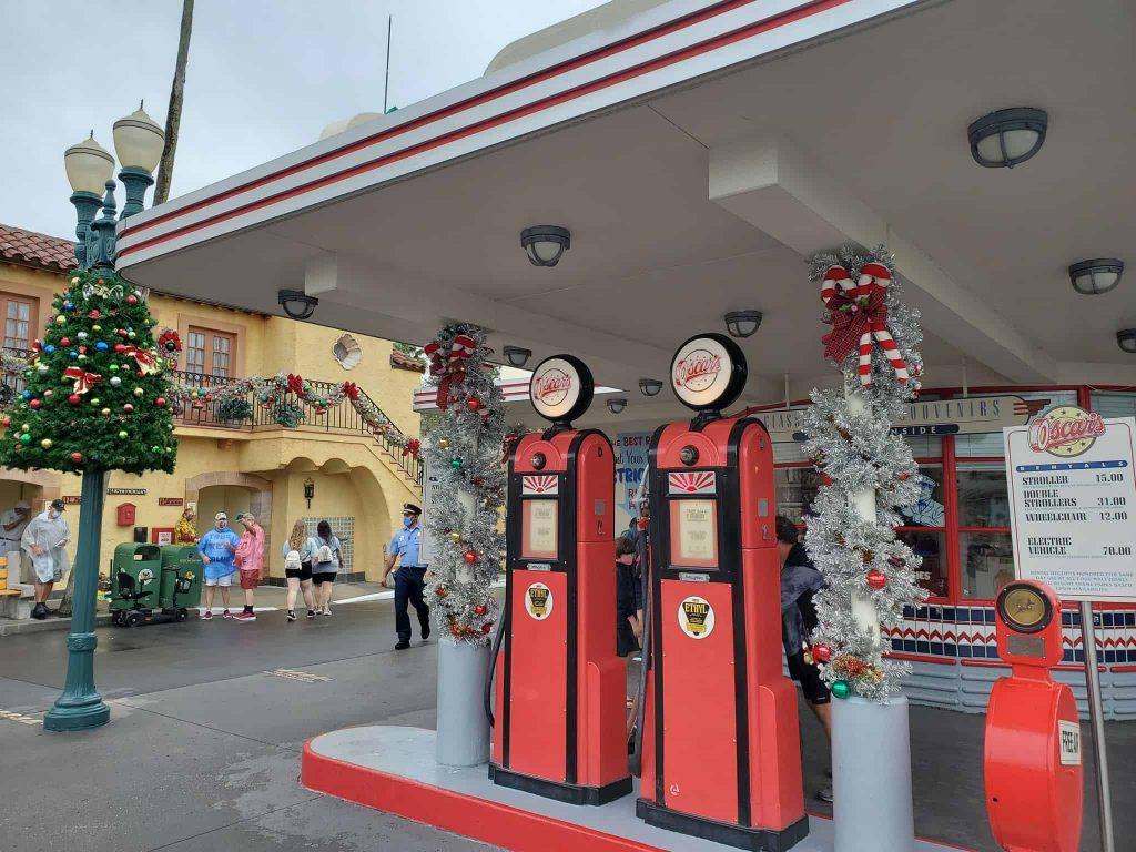 Christmas at Hollywood Studios