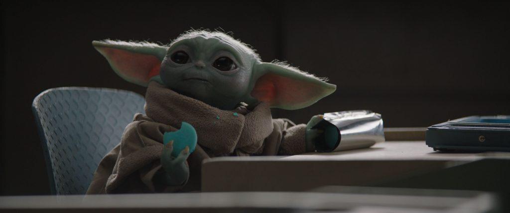 Baby Yoda was